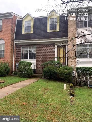 3605 Waterwheel Square, RANDALLSTOWN, MD 21133 (#MDBC478142) :: Keller Williams Pat Hiban Real Estate Group