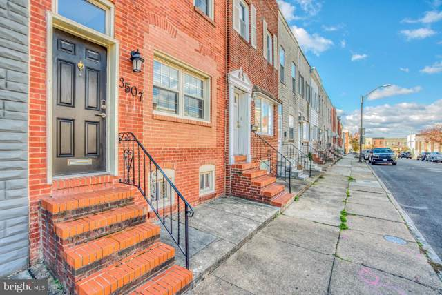 3507 Claremont Street, BALTIMORE, MD 21224 (#MDBA491304) :: The Dailey Group