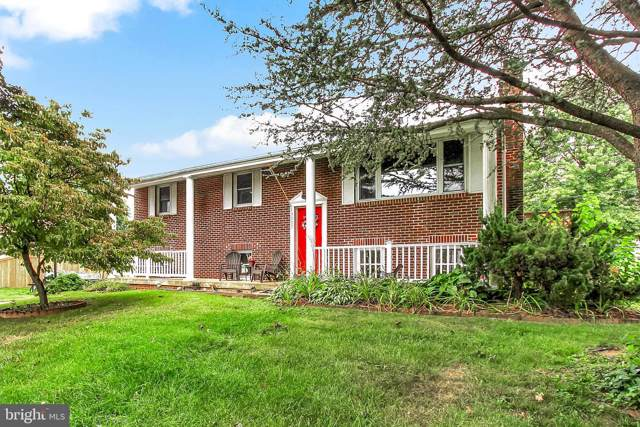 13907 Green Mountain Drive, MAUGANSVILLE, MD 21767 (#MDWA169096) :: AJ Team Realty