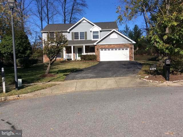 4104 Caribon Court, BOWIE, MD 20721 (#MDPG550468) :: Shamrock Realty Group, Inc