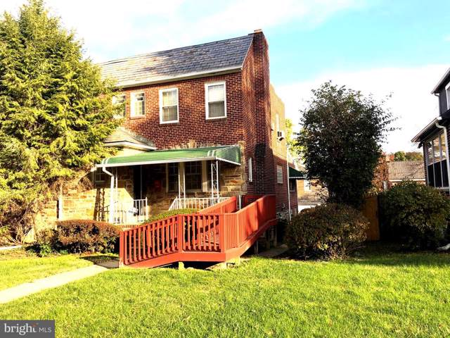 3519 Lynchester Road, BALTIMORE, MD 21215 (#MDBA491308) :: The Miller Team
