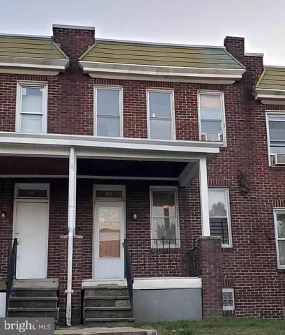 825 Pontiac Avenue, BALTIMORE, MD 21225 (#MDBA491310) :: Dart Homes