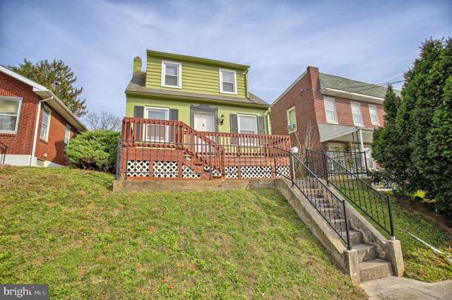 625 N Pershing Avenue, YORK, PA 17404 (#PAYK128480) :: The Joy Daniels Real Estate Group