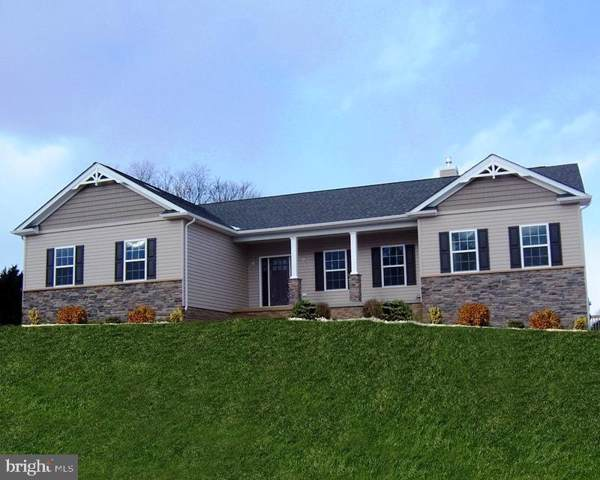 9627 Blooming Meadows Court, HAGERSTOWN, MD 21740 (#MDWA169102) :: AJ Team Realty