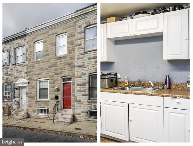 1204 Glyndon Avenue, BALTIMORE, MD 21223 (#MDBA491330) :: The Vashist Group