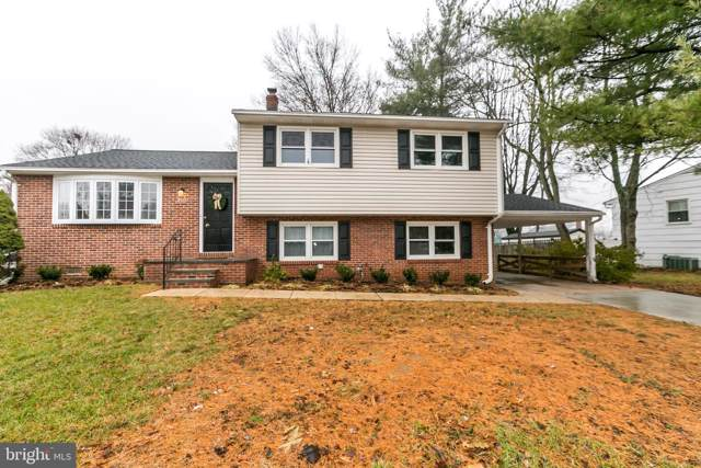 8409 Macauley Court, LUTHERVILLE TIMONIUM, MD 21093 (#MDBC478200) :: Shawn Little Team of Garceau Realty