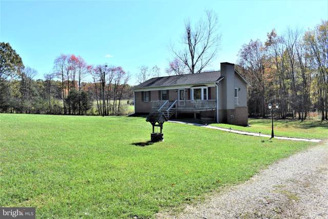 1393 Cromwell Road, CATLETT, VA 20119 (#VAFQ163074) :: AJ Team Realty