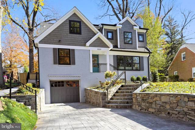9009 Kensington Parkway, CHEVY CHASE, MD 20815 (#MDMC686838) :: The Gold Standard Group