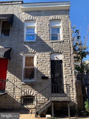 720 N Duncan Street, BALTIMORE, MD 21205 (#MDBA491382) :: The Speicher Group of Long & Foster Real Estate