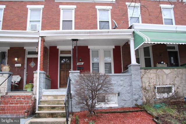 1209 N Ellwood Avenue, BALTIMORE, MD 21213 (#MDBA491386) :: Dart Homes