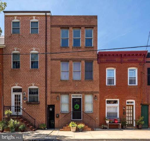 1214 S Clinton Street, BALTIMORE, MD 21224 (#MDBA491402) :: The Licata Group/Keller Williams Realty