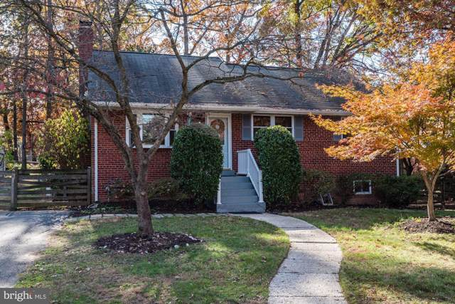7433 Camp Alger Avenue, FALLS CHURCH, VA 22042 (#VAFX1099310) :: Advon Group
