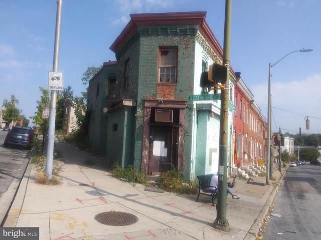 2452 Frederick Avenue, BALTIMORE, MD 21223 (#MDBA491416) :: Dart Homes