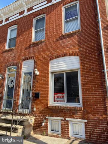 1443 Hull Street, BALTIMORE, MD 21230 (#MDBA491430) :: The Dailey Group
