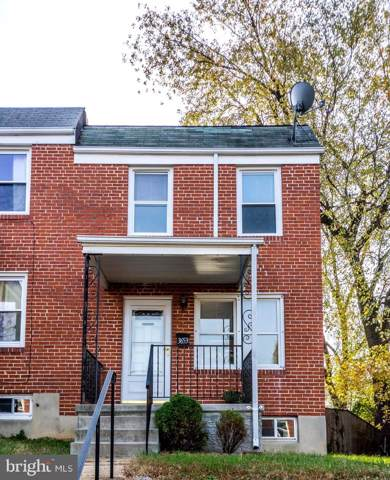 3653 Clarenell Road, BALTIMORE, MD 21229 (#MDBA491436) :: The Team Sordelet Realty Group