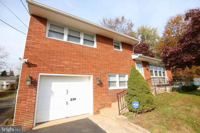 230 Rumpf Avenue, LANGHORNE, PA 19047 (#PABU484312) :: John Smith Real Estate Group