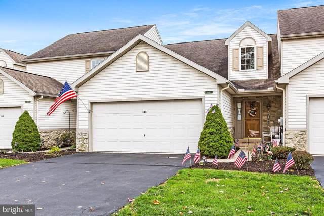 444 Hill Street, MOUNT JOY, PA 17552 (#PALA143372) :: The Joy Daniels Real Estate Group