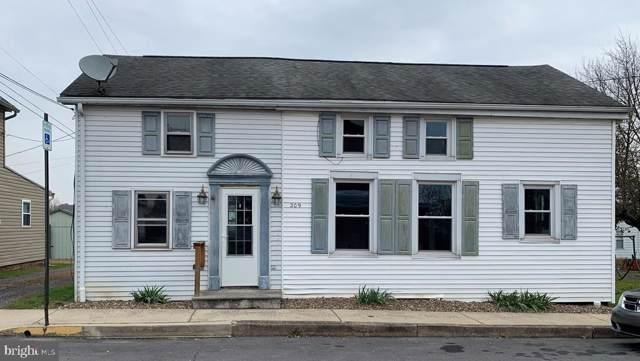 209 E 2ND Street, PORT ROYAL, PA 17082 (#PAJT100544) :: The Craig Hartranft Team, Berkshire Hathaway Homesale Realty
