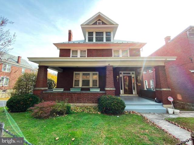 647 Bedford Street, CUMBERLAND, MD 21502 (#MDAL133202) :: Great Falls Great Homes