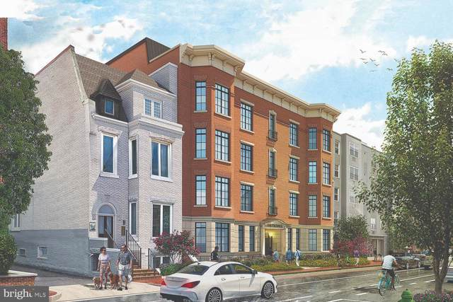 2122 N Street NW #8, WASHINGTON, DC 20037 (#DCDC449934) :: The Maryland Group of Long & Foster