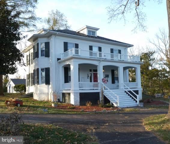 121 S Buckmarsh Street, BERRYVILLE, VA 22611 (#VACL110952) :: The Licata Group/Keller Williams Realty