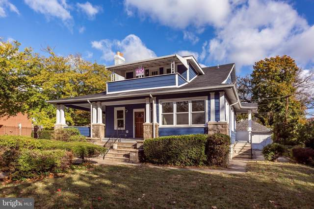 3320 Egerton Road, BALTIMORE, MD 21215 (#MDBA491476) :: Blue Key Real Estate Sales Team