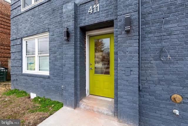 411 Mellon Street SE #2, WASHINGTON, DC 20032 (#DCDC449968) :: Advance Realty Bel Air, Inc