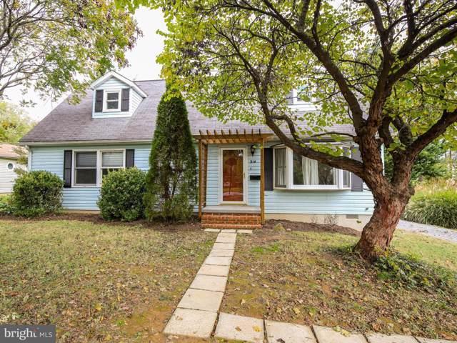 314 Walnut Street, BERRYVILLE, VA 22611 (#VACL110954) :: Great Falls Great Homes