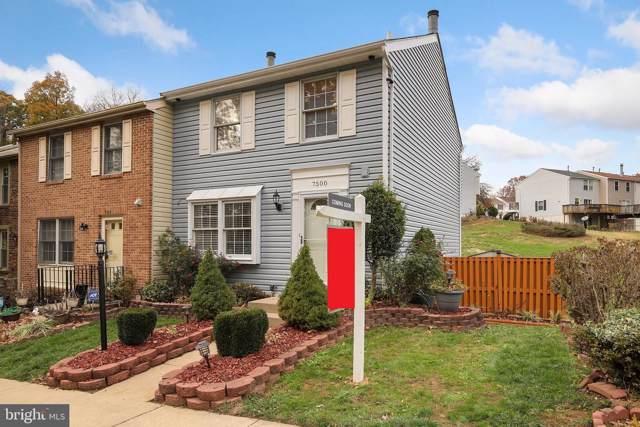 7500 Aspenpark Road, LORTON, VA 22079 (#VAFX1099430) :: John Smith Real Estate Group