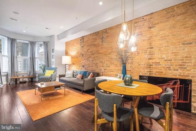 1220 11TH Street NW #2, WASHINGTON, DC 20001 (#DCDC449986) :: Viva the Life Properties
