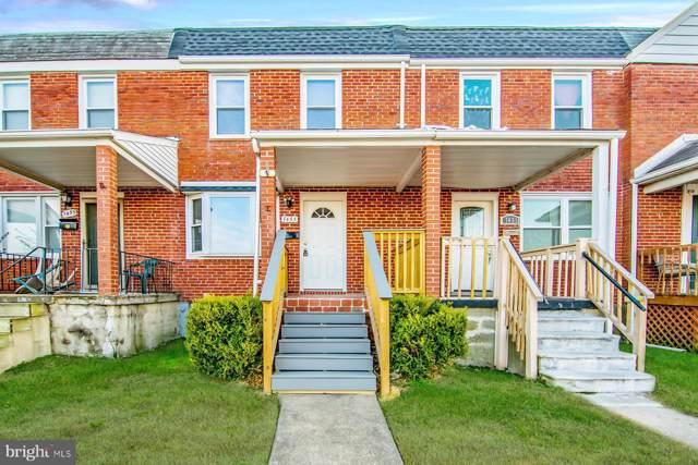 7453 Durwood Road, BALTIMORE, MD 21222 (#MDBC478348) :: Keller Williams Pat Hiban Real Estate Group