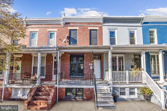 222 W Lorraine Avenue, BALTIMORE, MD 21211 (#MDBA491522) :: Seleme Homes