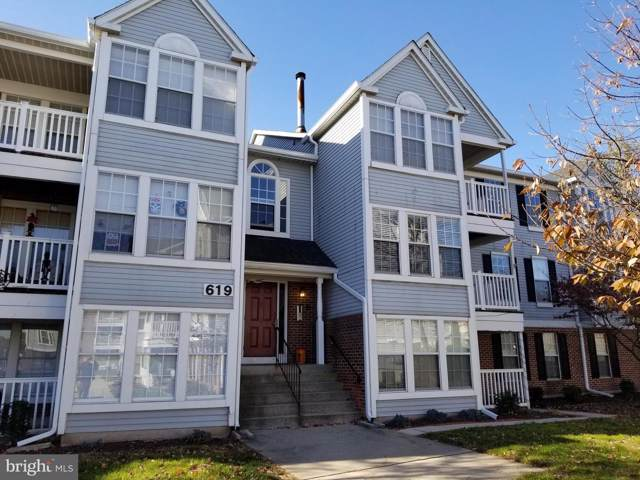 619 Himes Avenue V112, FREDERICK, MD 21703 (#MDFR256478) :: The Maryland Group of Long & Foster