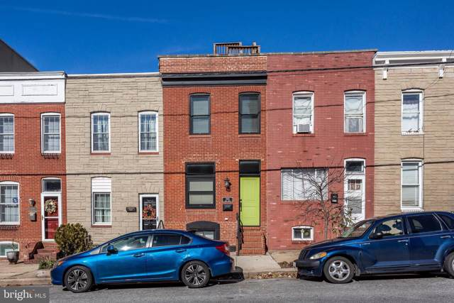 3322 Fleet Street, BALTIMORE, MD 21224 (#MDBA491528) :: The Licata Group/Keller Williams Realty
