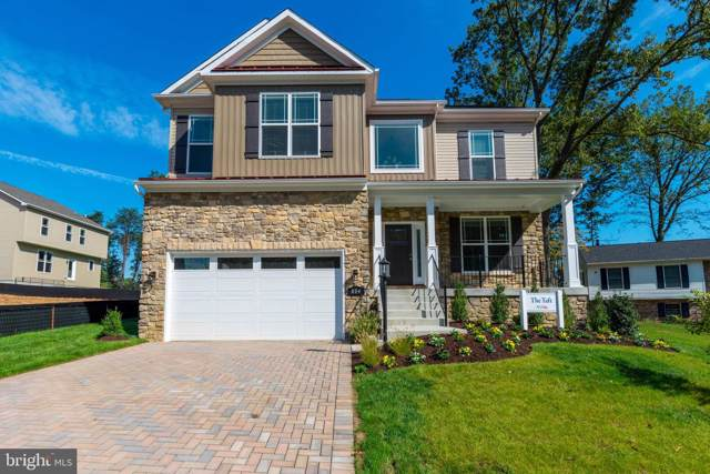 9317 Woodsedge Court, LAUREL, MD 20723 (#MDHW272620) :: Network Realty Group