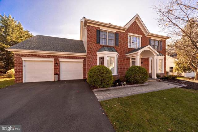 11 Kentsdale Drive, PENNINGTON, NJ 08534 (#NJME288366) :: Jason Freeby Group at Keller Williams Real Estate