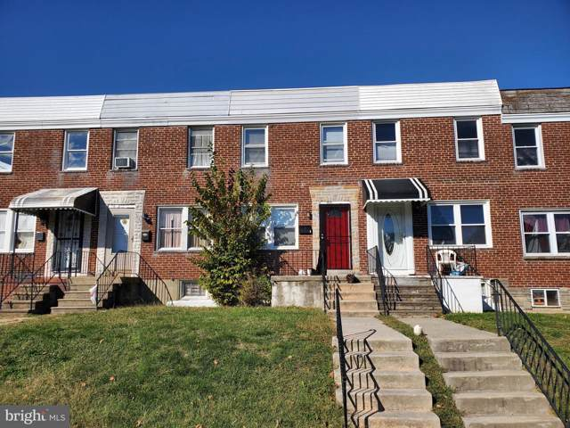 3632 Lyndale Avenue, BALTIMORE, MD 21213 (#MDBA491540) :: The Licata Group/Keller Williams Realty