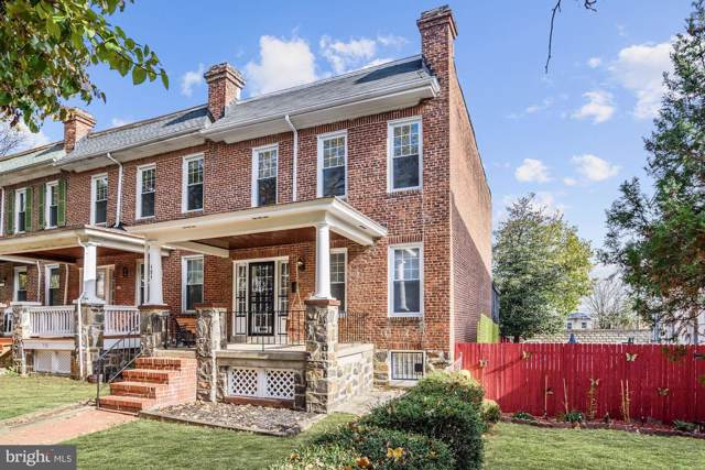 121 S Augusta Avenue, BALTIMORE, MD 21229 (#MDBA491542) :: The Miller Team