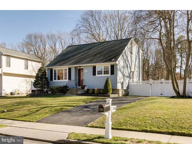 107 Saint Moritz Drive, SICKLERVILLE, NJ 08081 (#NJCD381118) :: The Matt Lenza Real Estate Team