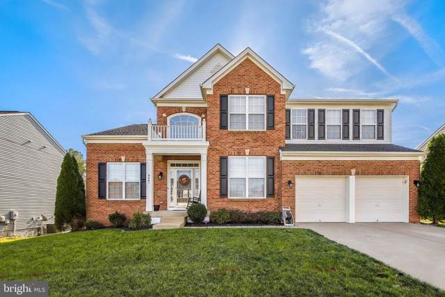 9401 Laurel Oak Drive, FREDERICKSBURG, VA 22407 (#VASP217704) :: Colgan Real Estate