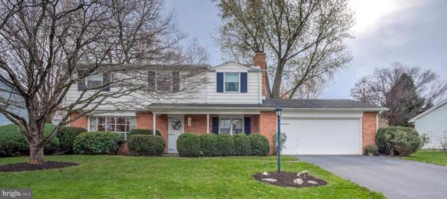8 Belvedere Drive, MECHANICSBURG, PA 17055 (#PACB119342) :: Keller Williams of Central PA East
