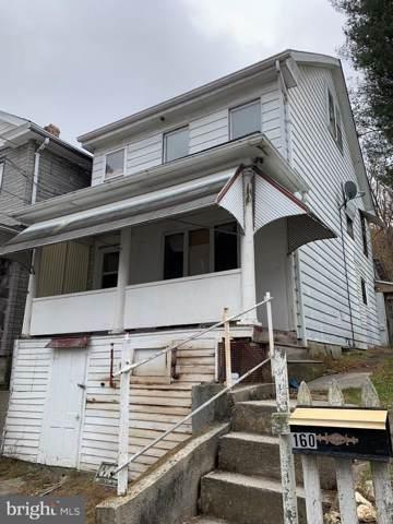 160 Orwigsburg Street, TAMAQUA, PA 18252 (#PASK128690) :: Keller Williams of Central PA East