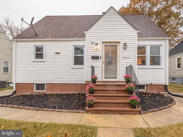 6712 Halleck Street, DISTRICT HEIGHTS, MD 20747 (#MDPG550652) :: RE/MAX Plus