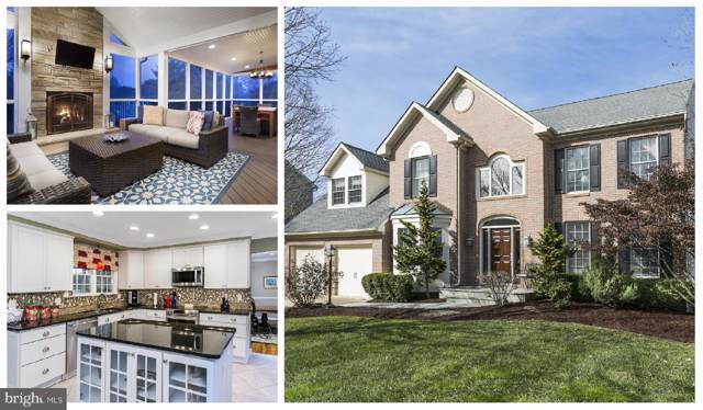 6505 Drifting Cloud Mews, CLARKSVILLE, MD 21029 (#MDHW272630) :: Viva the Life Properties