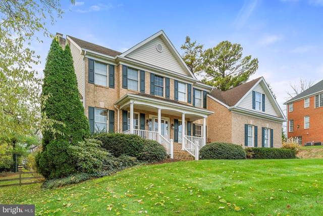 80 Menlough Drive, WARRENTON, VA 20186 (#VAFQ163094) :: AJ Team Realty