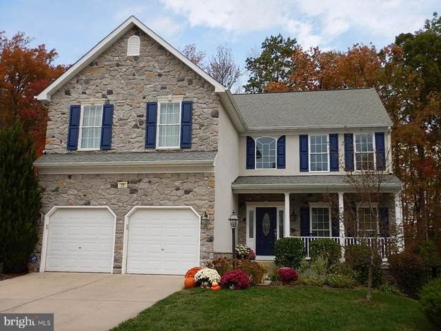 1301 Hidden Brook Court, ABINGDON, MD 21009 (#MDHR240970) :: Advance Realty Bel Air, Inc
