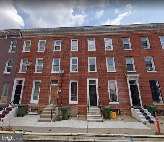 1537 Argyle Avenue, BALTIMORE, MD 21217 (#MDBA491572) :: The Speicher Group of Long & Foster Real Estate