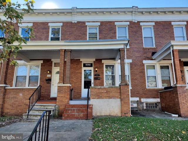 2851 Mayfield Avenue, BALTIMORE, MD 21213 (#MDBA491576) :: ExecuHome Realty