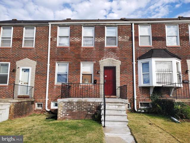 3610 Erdman Avenue, BALTIMORE, MD 21213 (#MDBA491580) :: The Licata Group/Keller Williams Realty