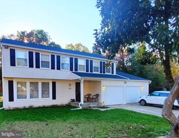 3100 Knolewater Court, WALDORF, MD 20602 (#MDCH208616) :: The Vashist Group